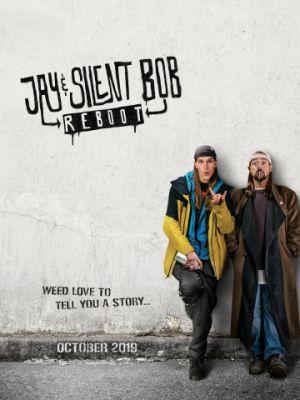 Смотреть hdrezka Джей и молчаливый Боб: Перезагрузка / Jay and Silent Bob Reboot (2019) онлайн в HD качестве