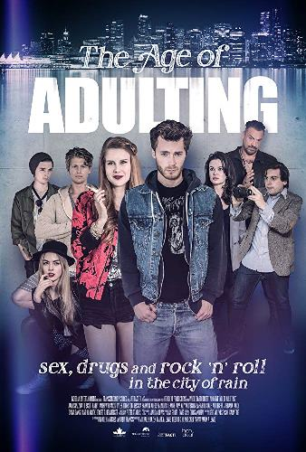 Взросление / The Age of Adulting (2018)