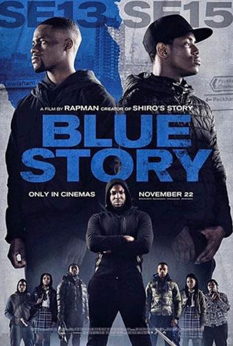 Грустная история / Blue Story (2019)