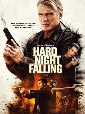 Четыре башни / Hard Night Falling