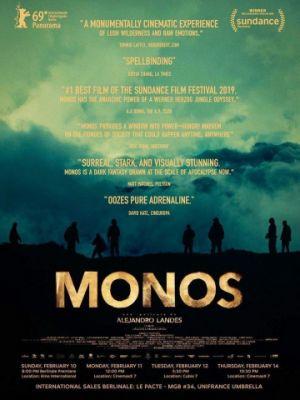 Обезьяны / Monos