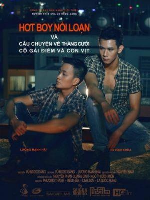 Потерянный рай / Hot Boy Noi Loan va Cau Chuyen ve Thang Cuoi, Co Gai Diem va Con Vit