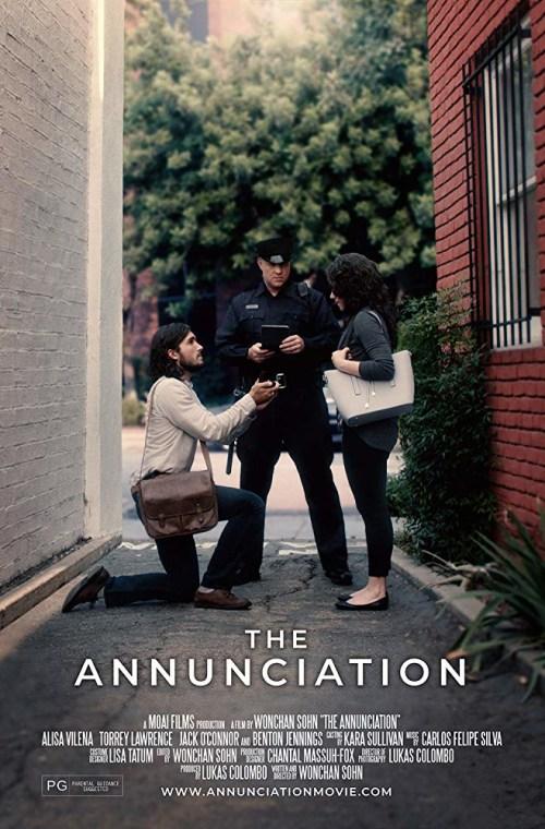 Cмотреть Благовещение / The Annunciation онлайн на Хдрезка качестве 720p