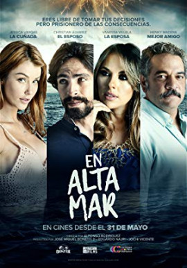 В открытом море / En Altamar