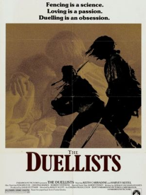 Cмотреть Дуэлянты / The Duellists онлайн на Хдрезка качестве 720p
