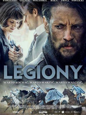 Cмотреть Легионы / Legiony онлайн на Хдрезка качестве 720p