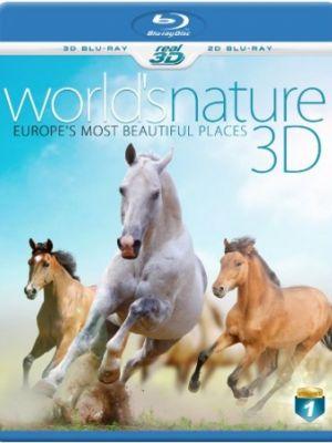 Природа мира: Красивейшие места Европы / World's Nature 3D