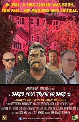Я бросил тебе вызов! Правда или действие 5 / I Dared You! Truth or Dare Part 5