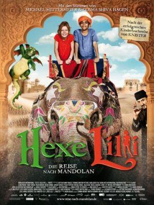 Лили – настоящая ведьма: Путешествие в Мандолан / Hexe Lilli: Die Reise nach Mandolan