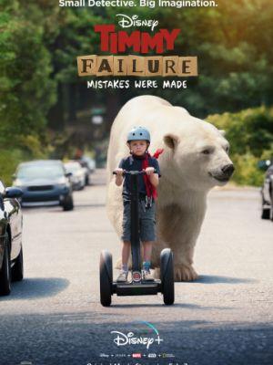 Тимми Фейл: Допущены ошибки / Timmy Failure: Mistakes Were Made