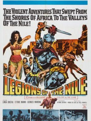 Cмотреть Легионы Клеопатры / Le legioni di Cleopatra онлайн на Хдрезка качестве 720p