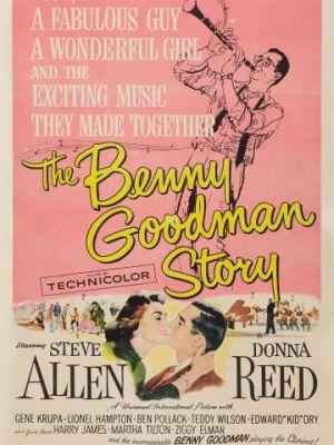 Cмотреть История Бенни Гудмана / The Benny Goodman Story онлайн на Хдрезка качестве 720p