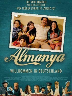 Альмания – Добро пожаловать в Германию / Almanya - Willkommen in Deutschland