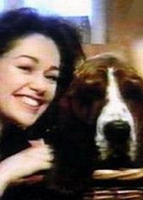 Карин и ее собака