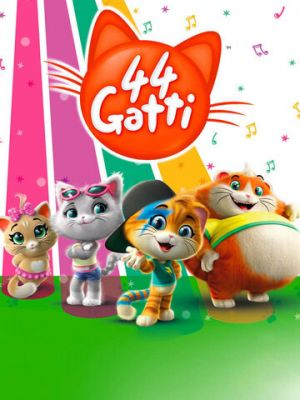 Cмотреть 44 котёнка онлайн на Хдрезка качестве 720p