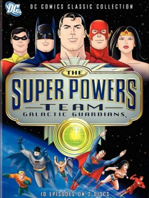 Супермощная команда: Стражи галактики