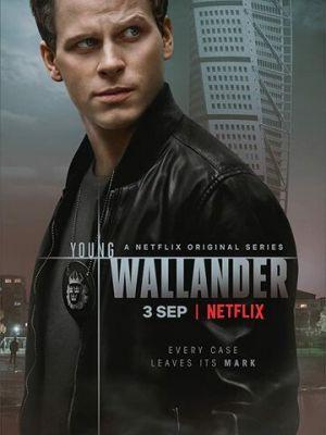 Cмотреть Молодой Валландер онлайн на Хдрезка качестве 720p