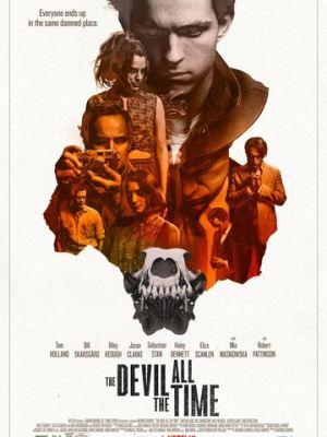 Cмотреть Дьявол всегда здесь / The Devil All the Time онлайн на Хдрезка качестве 720p