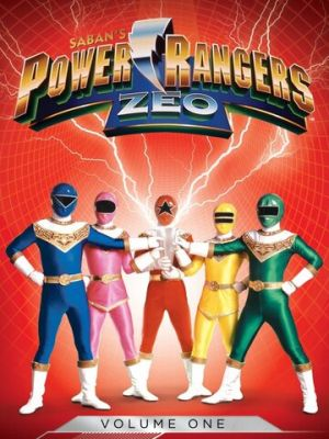 Могучие рейнджеры: Зео
