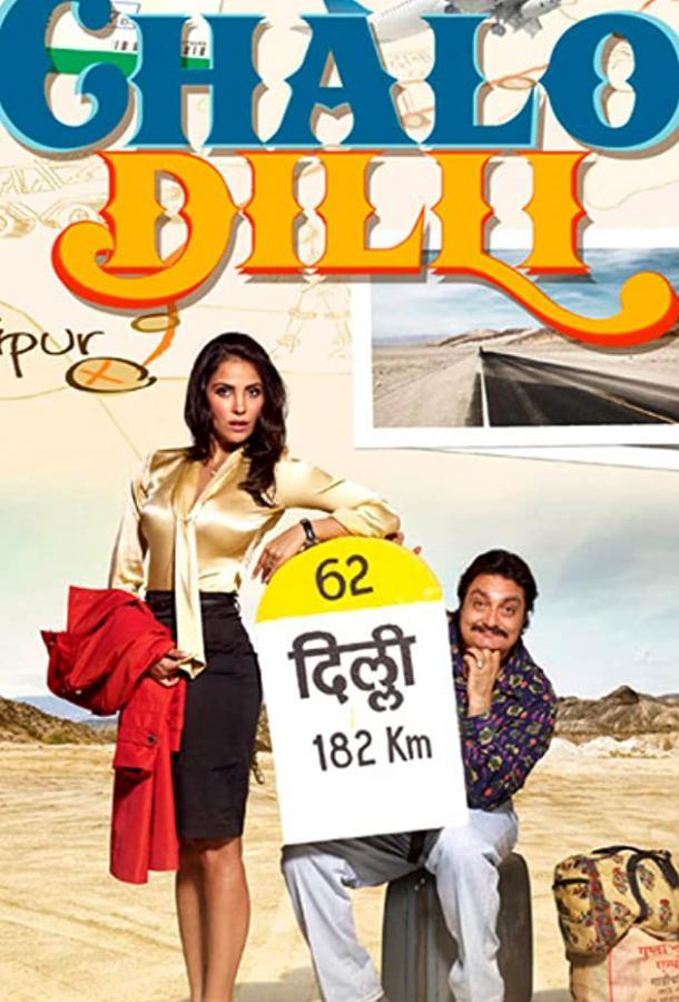 Поездка в Дели