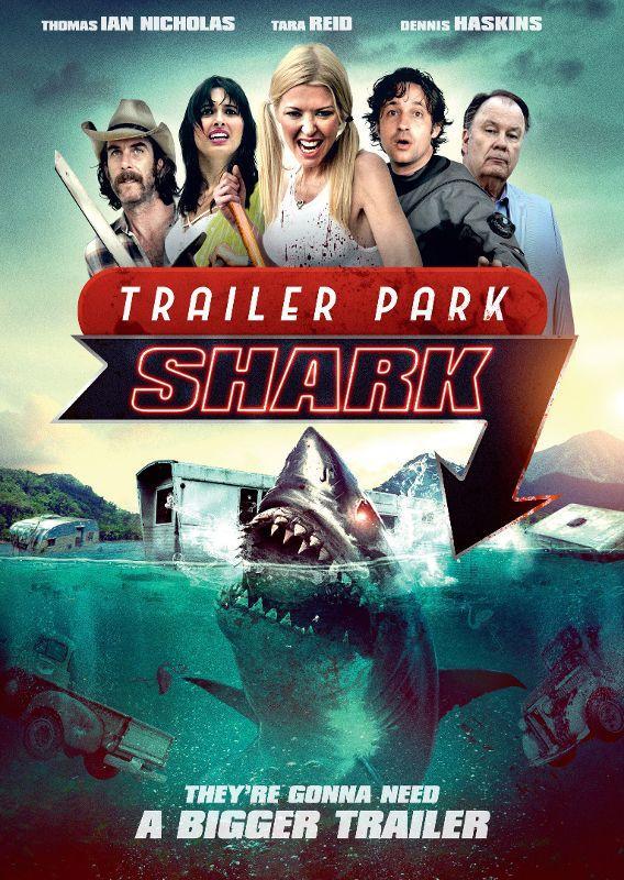 Акулий трейлер-парк