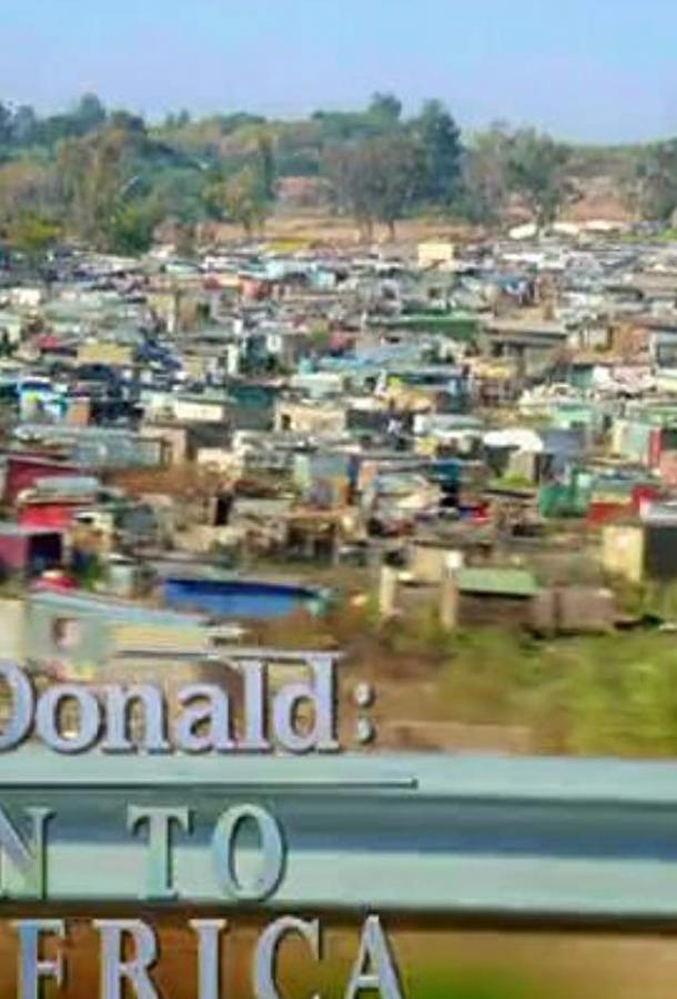 Тревор МакДональд: Возвращение в Южную Африку