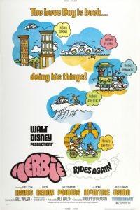 Герби снова на ходу / Herbie Rides Again (1974)