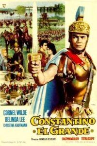 Константин Великий / Costantino il grande (1961)