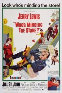 Кто позаботится о магазине? / Who's Minding the Store? (1963)