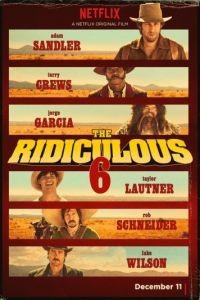 Нелепая шестёрка / The Ridiculous 6 (2015)