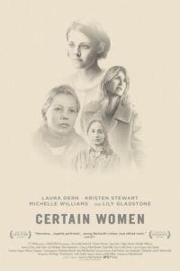 Несколько женщин / Certain Women (2016)