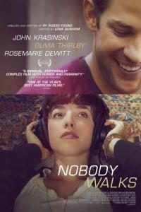 Никто не уходит / Nobody Walks (2012)