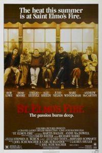 Огни святого Эльма / St. Elmo's Fire (1985)