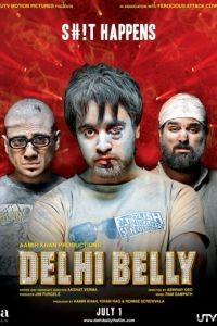 Однажды в Дели / Delhi Belly (2011)