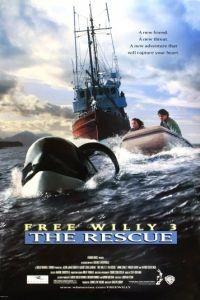 Освободите Вилли 3: Спасение / Free Willy 3: The Rescue (1997)