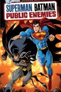 Супермен/Бэтмен: Враги общества / Superman/Batman: Public Enemies (2009)