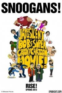 Супер-пупер мультфильм от Джея и Молчаливого Боба / Jay and Silent Bob's Super Groovy Cartoon Movie (2013)