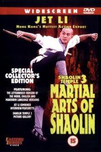 Храм Шаолинь 3: Боевые искусства Шаолиня