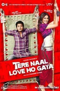 Чувствую любовь к тебе / Tere Naal Love Ho Gaya (2012)