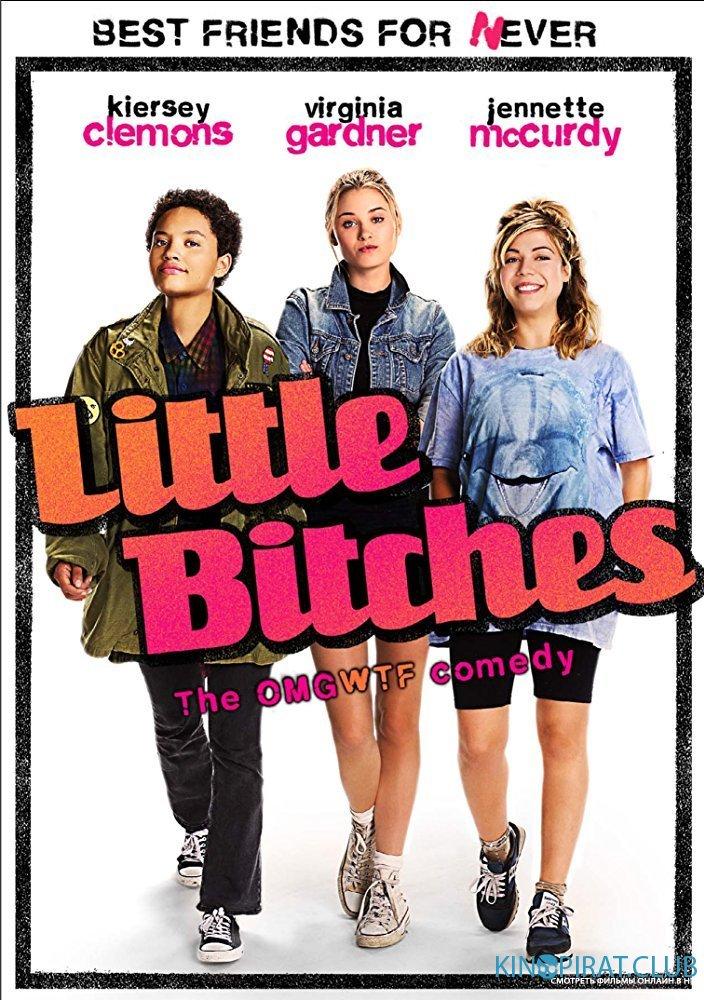 Маленькие стервы / Little Bitches (2018)