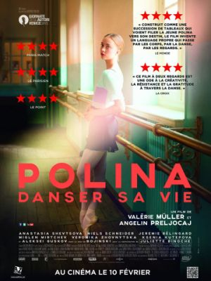 Полина / Polina, danser sa vie (2016)