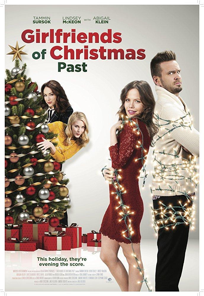 Бывшие девушки на Рождество / Girlfriends of Christmas Past (2016)