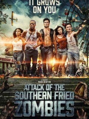 Нападение южных жареных зомби / Attack of the Southern Fried Zombies (2017)