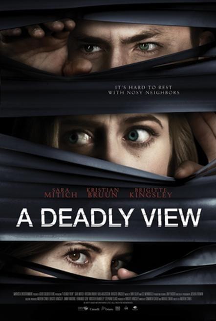 Смертельное соседство / A Deadly View (2018)