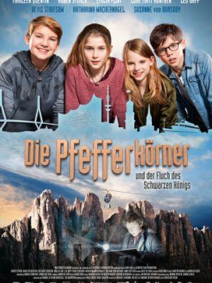 Детективы из табакерки и проклятие черного короля / Die Pfefferk?rner und der Fluch des Schwarzen K?nigs (2017)