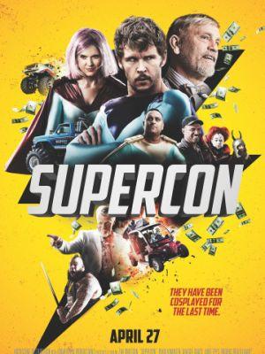 Супермошенники / Supercon (2018)