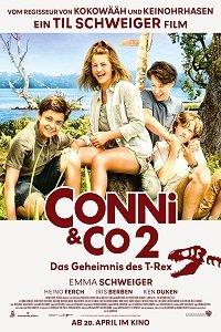 Конни и компания: Тайна Ти-Рекса / Conni und Co 2 - Das Geheimnis des T-Rex (2017)