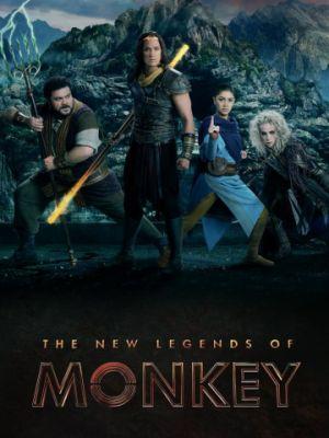 Cмотреть Царь обезьян: Новые легенды онлайн на Хдрезка качестве 720p