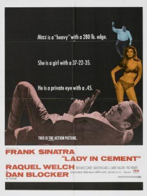 Девушка в цементе / Lady in Cement (1968)
