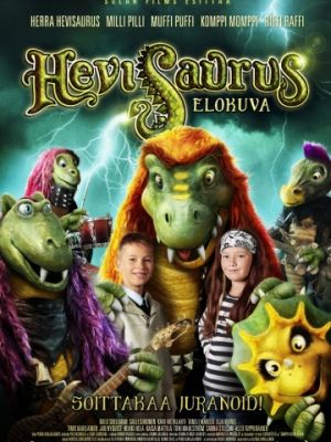 Хэвизавры / Hevisaurus-elokuva (2015)